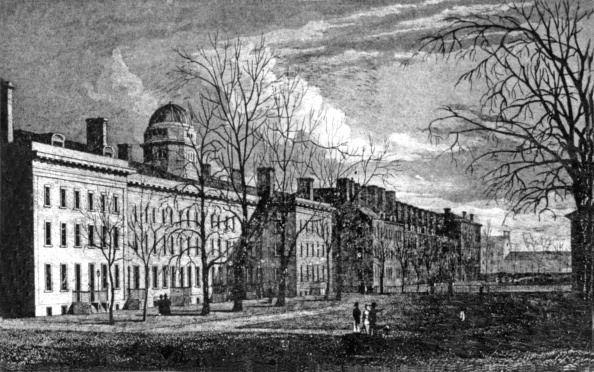 """<p><strong>Established in 1754</strong></p><p><strong>Location: New York City, New York<br></strong></p><p>Back in 1754, Columbia University was <a href=""""https://www.columbia.edu/content/history"""" rel=""""nofollow noopener"""" target=""""_blank"""" data-ylk=""""slk:called King's College"""" class=""""link rapid-noclick-resp"""">called King's College</a>. It was renamed Columbia in 1784 after the American Revolution, and is the oldest college in New York. The school has many notable alumni, including Alexander Hamilton, Robert R. Livingston, and John Jay. </p>"""