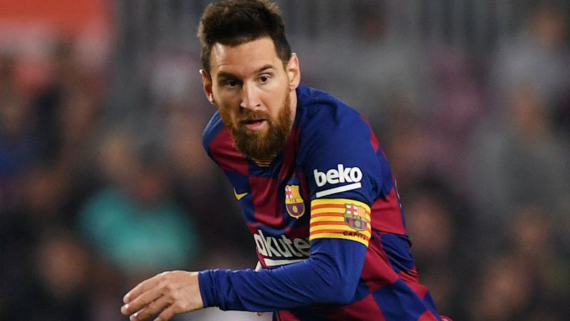 Messi's Argentina call-up not a problem for Barcelona, insists Valverde
