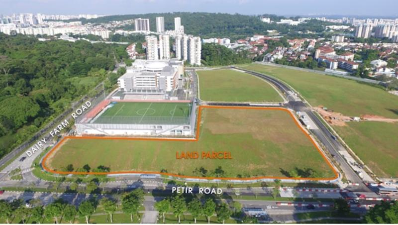 <p><img/></p>Interest in two Government Land Sales sites at Dairy Farm Road and Jalan Jurong Kechil was subdued after their tender exercises closed...