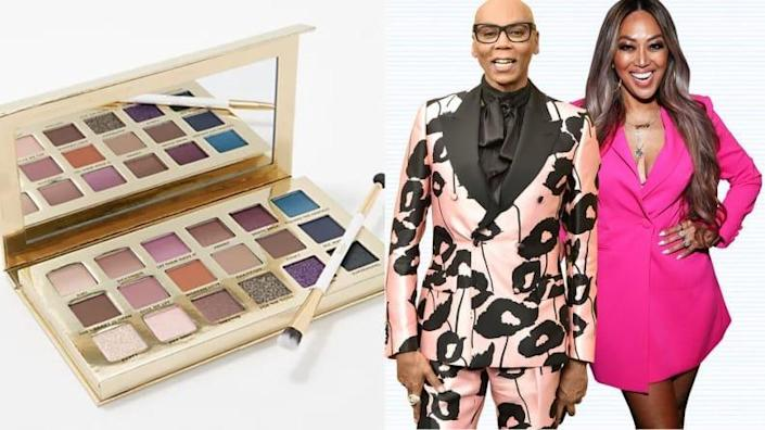 This  special-edition Mally x RuPaul collection will have you looking fierce.