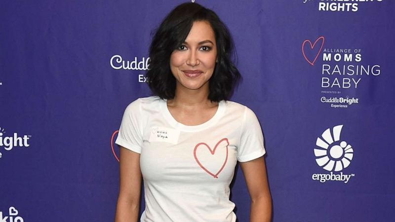 'Glee' star Naya Rivera arrested, charged with domestic battery after allegedly hitting husband