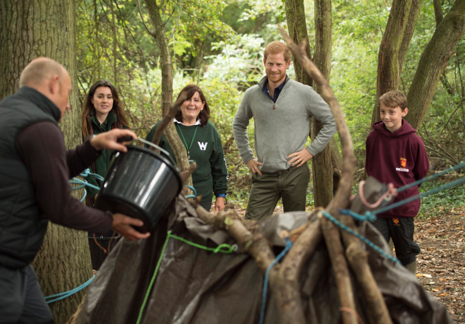 """<p>Wilderness UK is an environmental charity which promotes the benefits and enjoyment of nature. Through the great outdoors, the charity helps build resilience in vulnerable teenagers and introduces rural employment to urban youth. <br>You can donate here at <a rel=""""nofollow noopener"""" href=""""https://wildernessfoundation.org.uk/"""" target=""""_blank"""" data-ylk=""""slk:Wildernessfoudnation.org"""" class=""""link rapid-noclick-resp"""">Wildernessfoudnation.org</a>.<br><em>Photo: Wilderness UK</em> </p>"""
