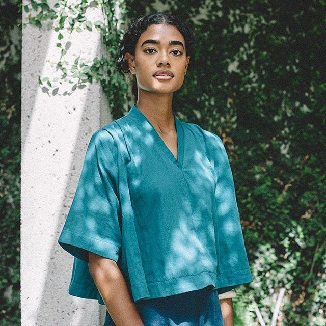 "<p>Who: Aliya Wanek</p><p>What: An, 'eponymous womenswear label that focuses on exploring the connection between one's identity and style. Our mission is to create comfortable, stylish clothing ethically and sustainably as an extension of the wearer's individuality'. </p><p><a class=""link rapid-noclick-resp"" href=""https://aliyawanek.com/"" rel=""nofollow noopener"" target=""_blank"" data-ylk=""slk:SHOP ALIYA WANEK NOW"">SHOP ALIYA WANEK NOW</a></p><p><a href=""https://www.instagram.com/p/CAstFIZBGSv/"" rel=""nofollow noopener"" target=""_blank"" data-ylk=""slk:See the original post on Instagram"" class=""link rapid-noclick-resp"">See the original post on Instagram</a></p>"