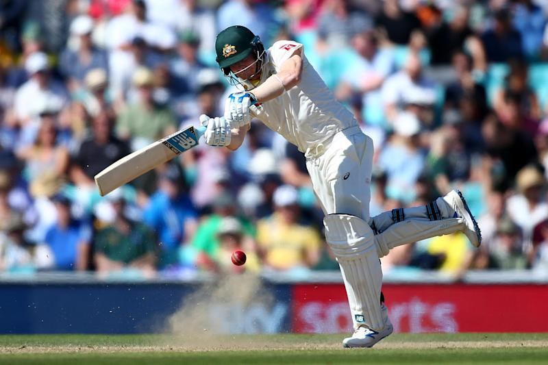 Difference maker: Australian batsman Steve Smith (Photo by Jordan Mansfield/Getty Images for Surrey CCC): Getty Images for Surrey CCC