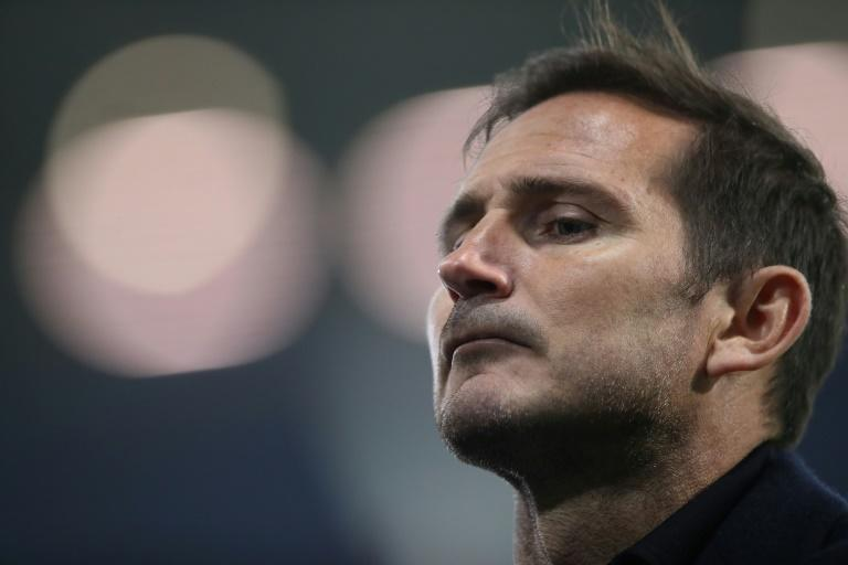 Work to do: Frank Lampard's Chelsea are not yet title contenders