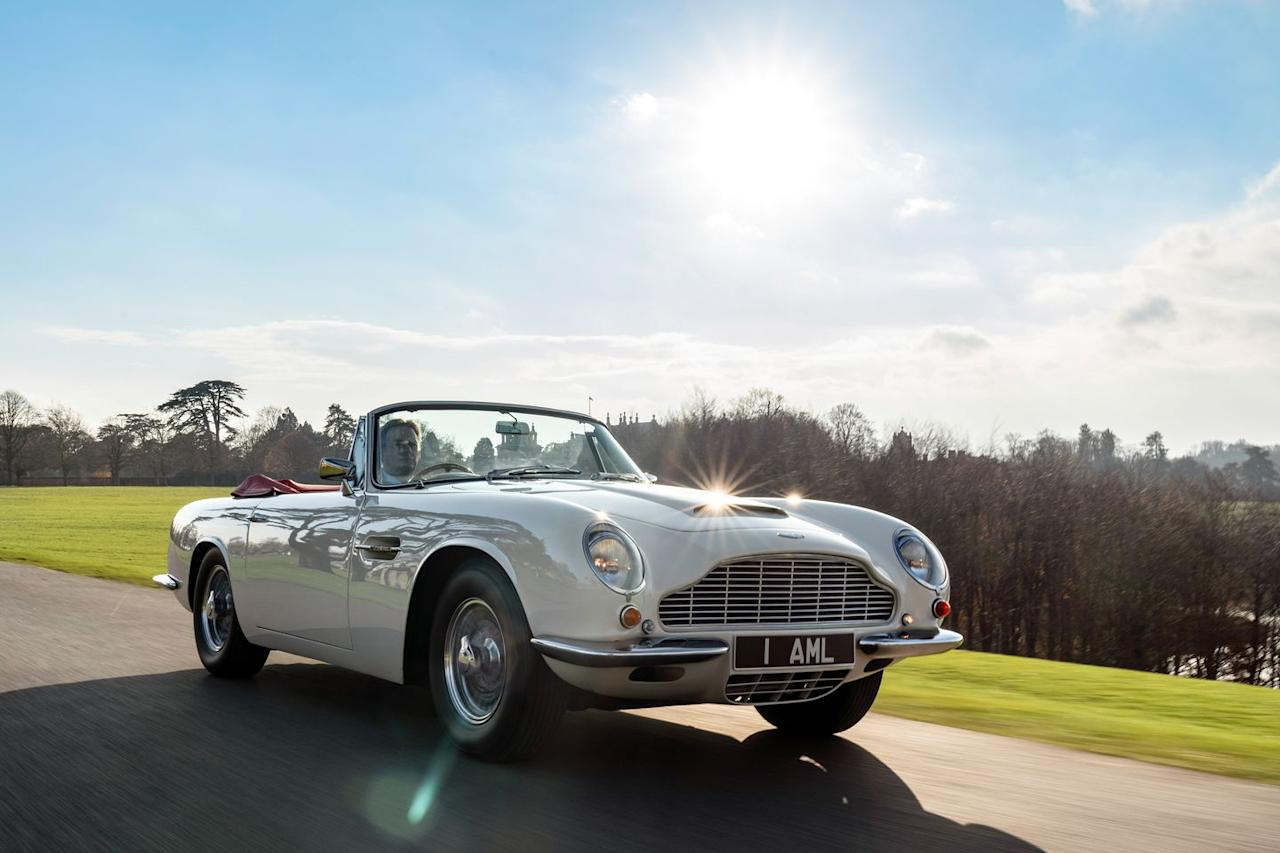 <p>As with the Jaguar system, Aston's is a tightly proportioned modular package, described by the company as a cassette, which puts a battery pack and an electric motor into the space formerly occupied by the straight-six engine.</p>