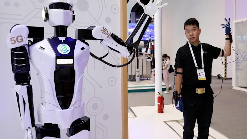China may be spending far less on AI research than previously thought, US think tank says
