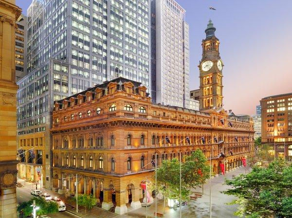 The Fullerton Hotel Sydney debuts at No. 1 Martin Place, Sydney.