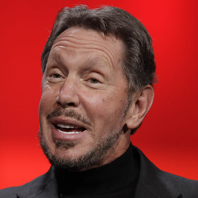 """<b><br>Larry Ellison</b><br>Oracle Corporation (<a target=""""_blank"""" href=""""https://finance.yahoo.com/q?s=ORCL&ql=1"""">ORCL</a>)<br><br>Owner of 1,105,234,580 shares<br><br>Dividend: $265,256,299<br><br>After 15% tax: $225,467,854<br><br>After 43.4% tax: $148,543,527<b><br><br></b><b>Saving: $76,924,327<br><br>Savings for 3 quarters worth of </b><b>dividend before 2013: $230,772,981<br></b>"""