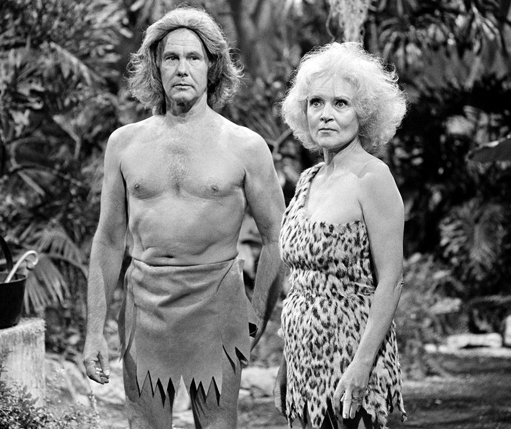 Betty White And Bare Chested Hunks A Birthday Tribute