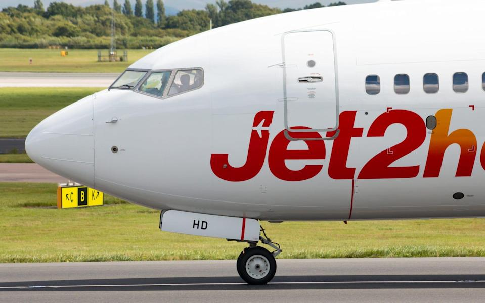 Top of the list are Jet2 and Jet2holidays, which have kept up contact with customers and given refunds without a fuss - Getty