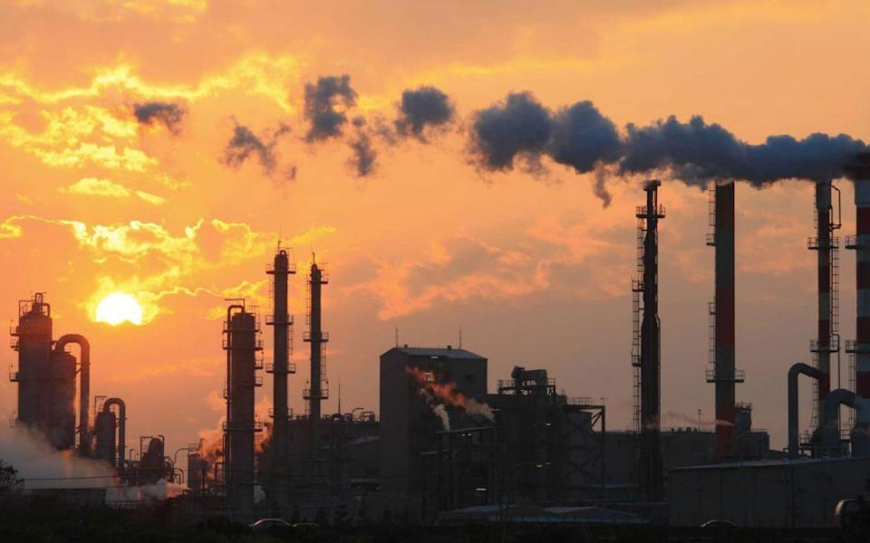 U.N. health agency sets the higher, tougher bar for air quality