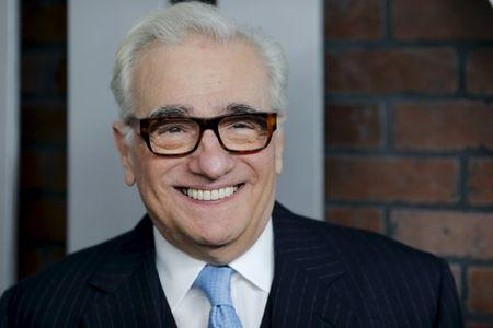 Film director Scorsese attends the New York premiere of 'Vinyl' at Ziegfeld Theatre in New York