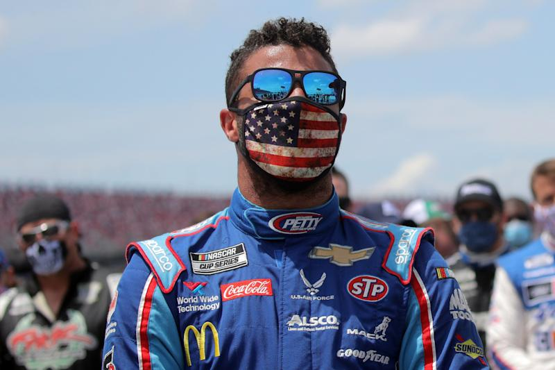 Image: Bubba Wallace (Chris Graythen / Getty Images)