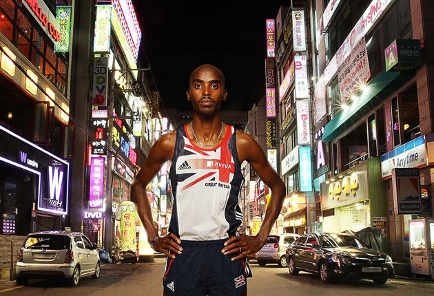 <p>Mo Farah</p>Getty Images