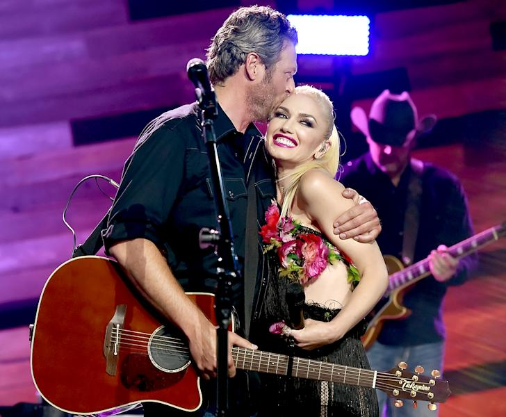 Gwen Stefani and Blake Shelton are one of our favorite unexpected celebrity couples — see how their love story unfolded!