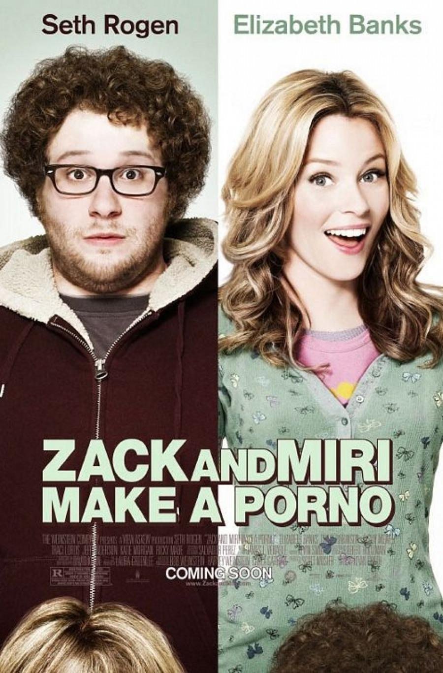<p><b>Why it was banned:</b> Kevin Smith was outraged that the censors deemed this cheeky poster for his DIY porn comedy unsuitable for public consumption – the head placement is a little risque, but Seth Rogen and Elizabeth Banks are fully clothed and are wearing such goofy expressions, you can't help but love it.</p>
