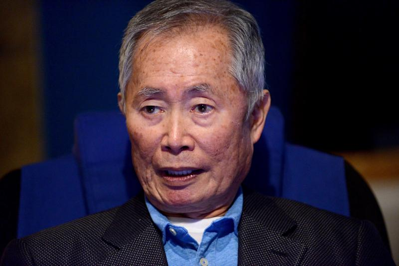 Actor George Takei has been accused of sexually assaulting a model in 1981. (Albert L. Ortega via Getty Images)
