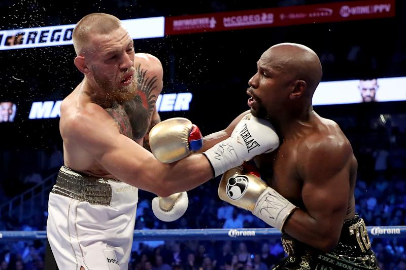 Shortly after Conor McGregor's win at UFC 246, Floyd Mayweather hinted at a rematch with the Irishman sometime this year on Instagram.