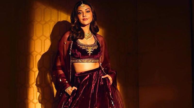 Kajal Aggarwal-Gautam Kitchlu Wedding: 5 Ethnic Looks Of The South Actress That Prove She Will Be a Beautiful Bride (View Pics)
