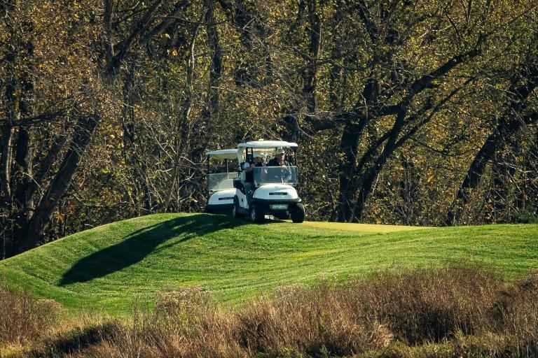 As television networks were declaring Joe Biden the winner of the 2020 US presidential election, incumbent Donald Trump went golfing in Sterling, Virginia