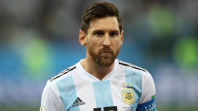 Two days after his 31st birthday, Lionel Messi will face Nigeria desperately hoping to salvage Argentina's torrid Russia 2018 campaign.