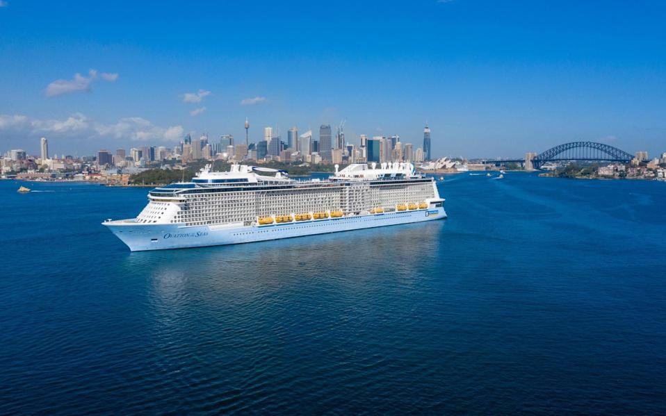 royal caribbean cruise - Getty