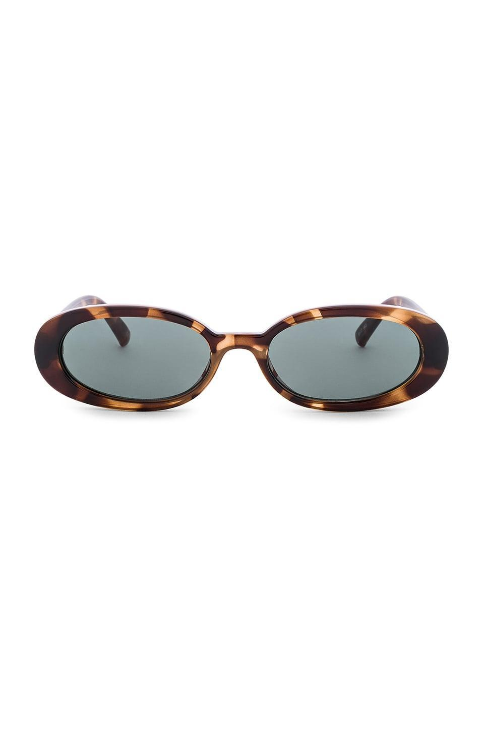 <p>These fun <span>Le Specs Outta Love</span> ($59) sunglasses will make us smile.</p>