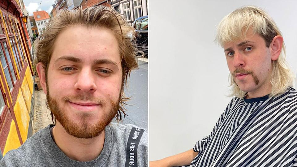 YouTuber Albert Dyrlund died while filming a video in Italy. Source: Facebook/Instagram