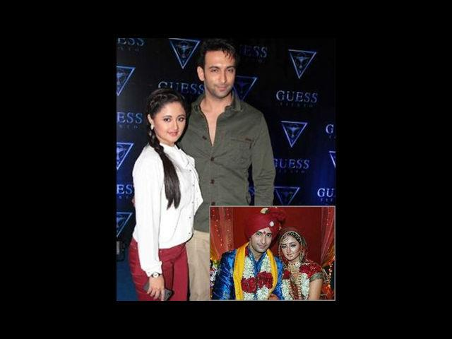 <b>3. Nandish-Rashmi</b><br>Yes, we are talking about Veer and Tapasya who met on the sets of Uttaran and despite playing the role of an estranged couple in the soap; the two are very much in love in real life. Like most of other celeb couples, initially they also denied their relationship but eventually confirmed it, after Nandish proposed Rashmi on the eve of his birthday bash. They got married in a secret ceremony in February 2011.