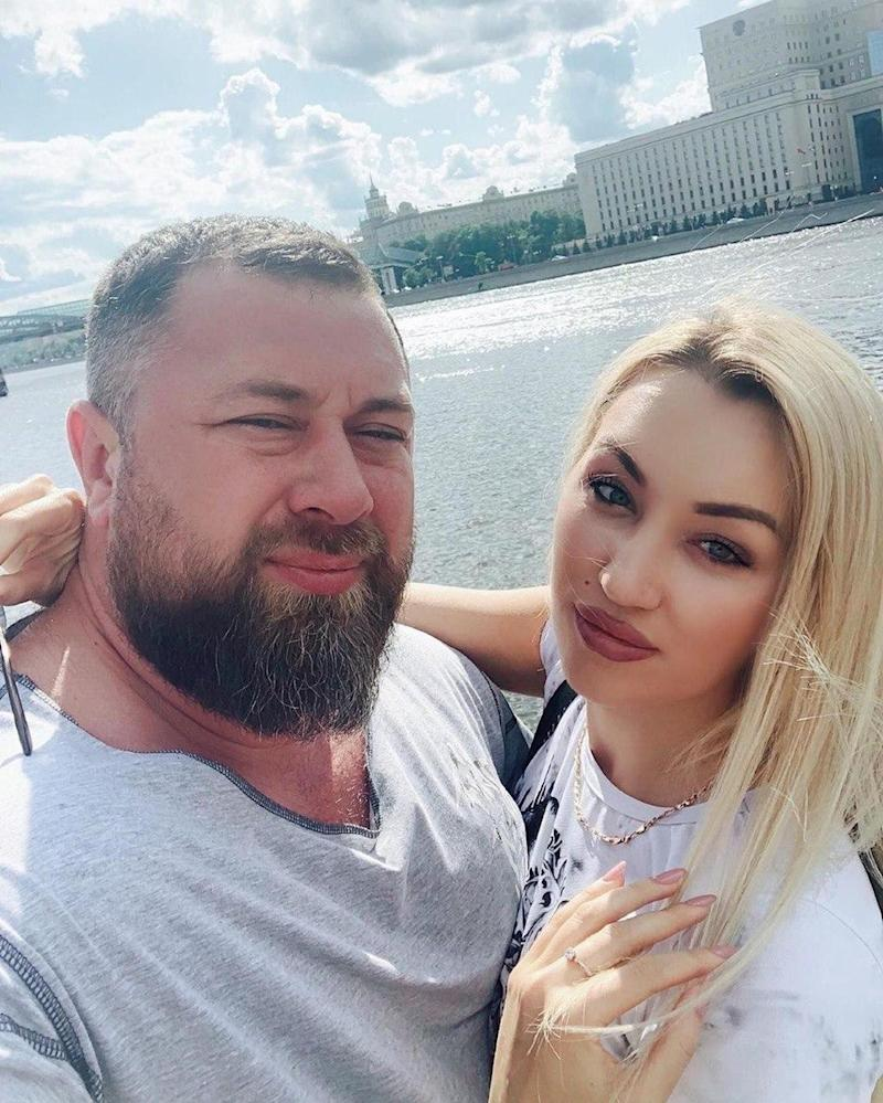 Artem Burim's wife Viktoria is demanding answers from the hospital. Source: Australscope/East2West