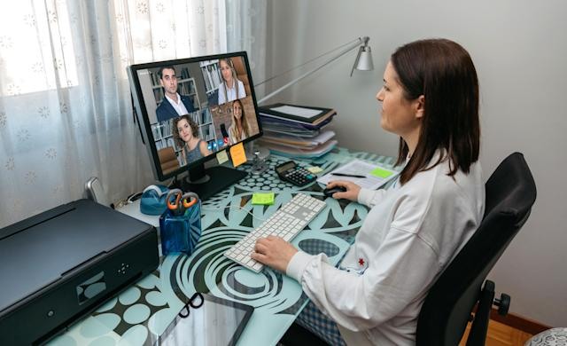 Coronavirus: How to communicate effectively when video conferencing