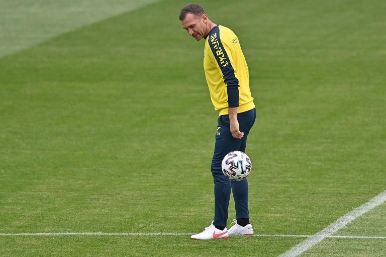 Andriy Shevchenko's Ukraine play Sweden for a place in the quarter-finals at Euro 2020