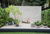 <p><strong>CONTAINER GARDEN</strong></p><p>Designed by Mika Misawa, A Tranquil Space in the City is a garden for people who seek tranquillity. It features a very simple planting scheme with only one flowering plant.</p>