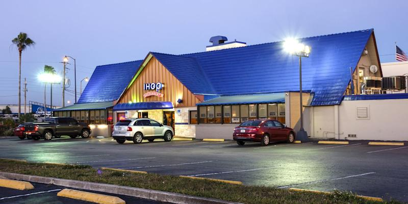 IHOP announces it's changing its iconic name