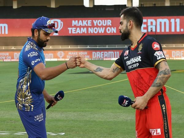 Rohit Sharma and Virat Kohli (Photo/ iplt20.com)