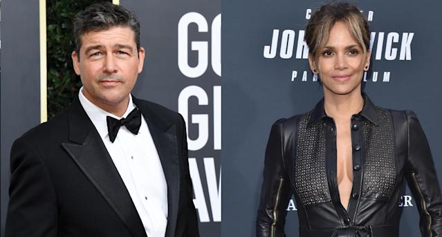 "Kyle Chandler and Halle Berry were on the wish list for actors to star in ""Homeland."" (Photo: Getty Images)"