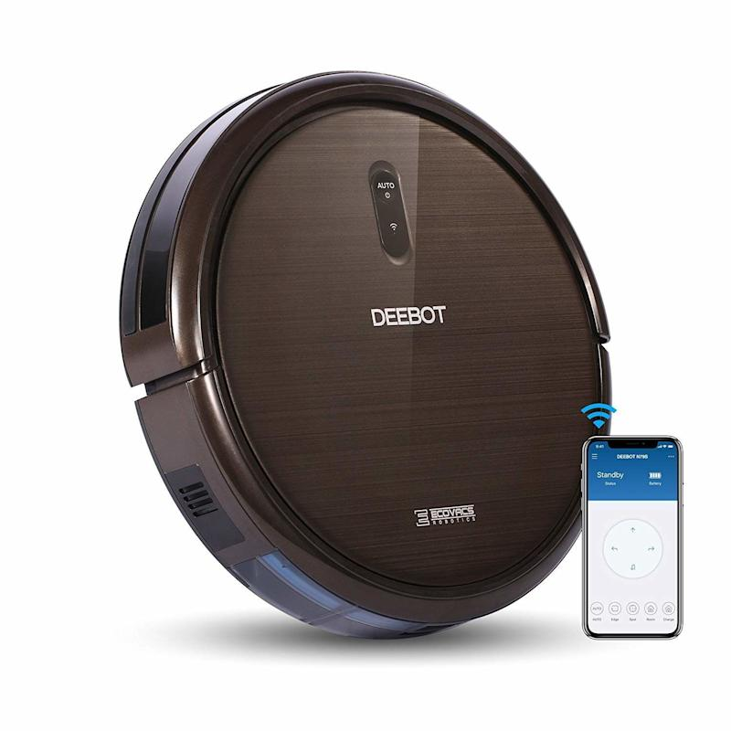 Ecovacs Deebot N79S Vacuum. (Photo: Amazon)