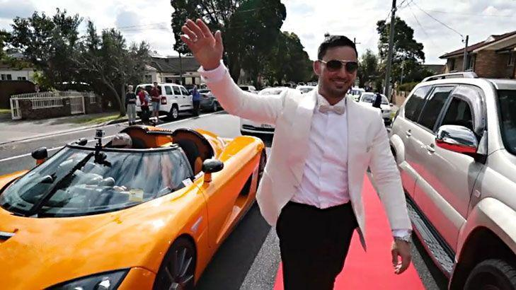 Salim Mehajer owes more than $24 million to his creditors, despite flaunting his luxury lifestyle. Source: 7 News