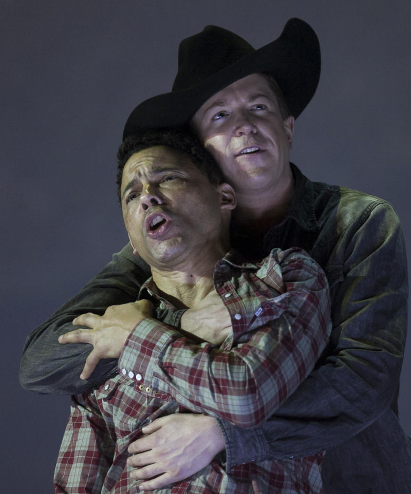 'Brokeback Mountain,' the opera, to open in Spain