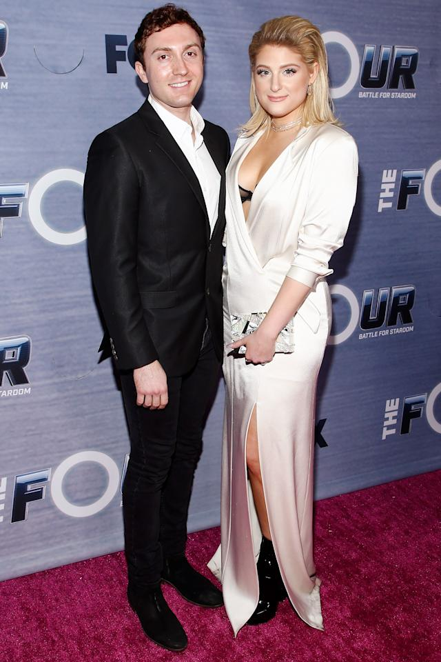 Meghan Trainor, Fiance Daryl Sabara Haven't Started Planning Wedding Yet