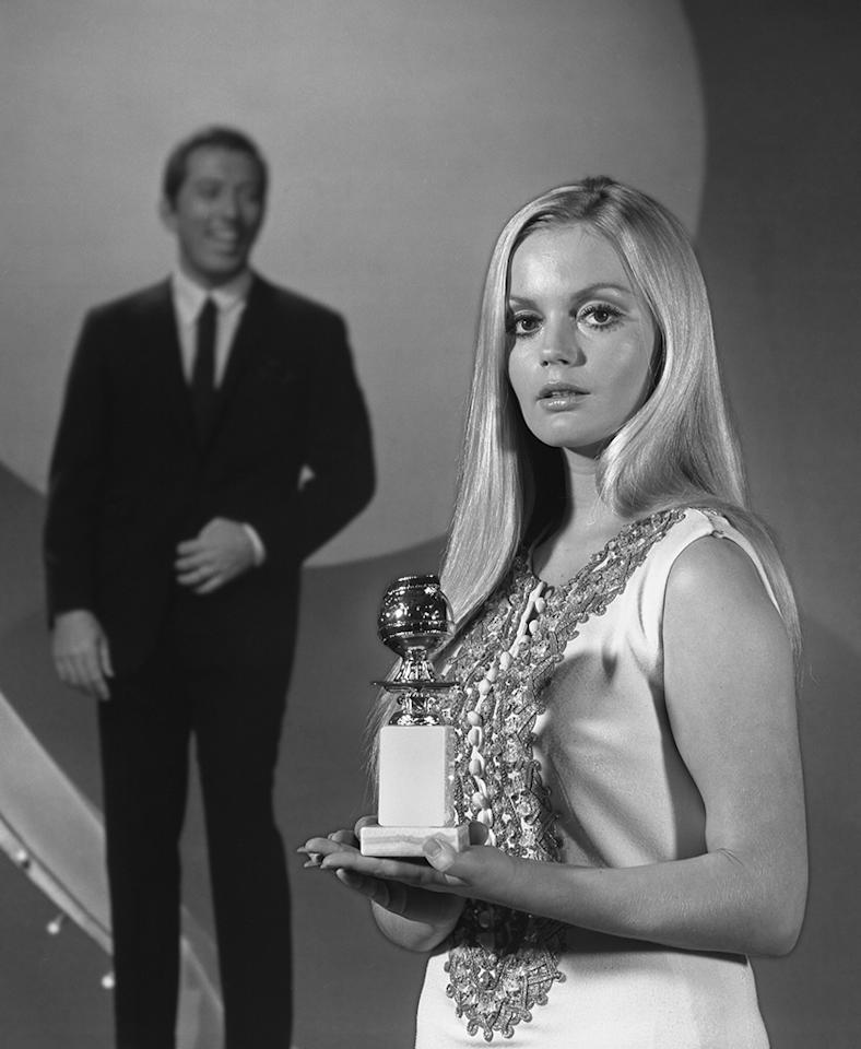 <p>Hay appeared in tiny roles in 'Guess Who's Coming to Dinner?' and 'The Monkees' before her highest-profile film, 'How Sweet It Is!,' opposite James Garner and Debbie Reynolds. (Photo: NBC/Getty Images) </p>