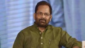 AAP trying to hijack Delhi elections through violence: Mukhtar Abbas Naqvi