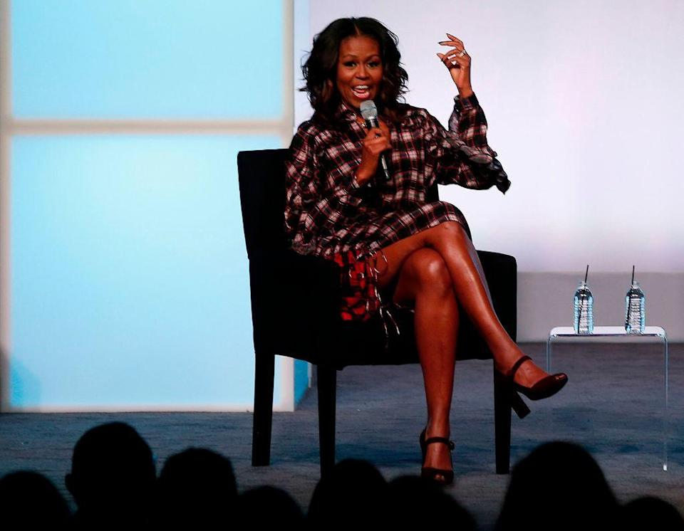 Michelle Obama (Photo: Getty Images)