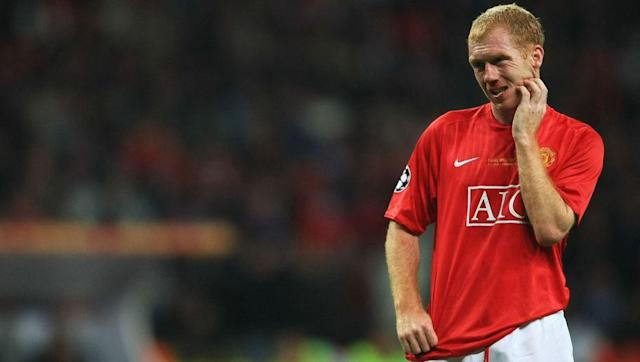 <p><strong>Status: Retired</strong></p> <br><p>Paul Scholes was the longest serving member for United out of the other members of the starting 11. </p> <br><p>During the final, he was substituted after 87 minutes for fellow United legend Ryan Giggs, and therefore didn't participate in the shootout. </p> <br><p>He was playing in his 15th season with the club, and proceeded to play another five seasons before announcing his retirement in 2013 after making 718 appearances for United.</p> <br><p>He won a total of 11 Premier League titles, two Champions Leagues, three FA Cups and two League Cups.</p> <br><p>Scholes began a career in media following his retirement, featuring in ITV's coverage of Champions League and England international matches, making brief appearances on Sky Sports and BT Sports covering the Premier League.</p>