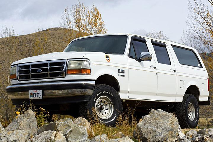 This Is The 4 Door Ford Bronco You Didn T Know Existed