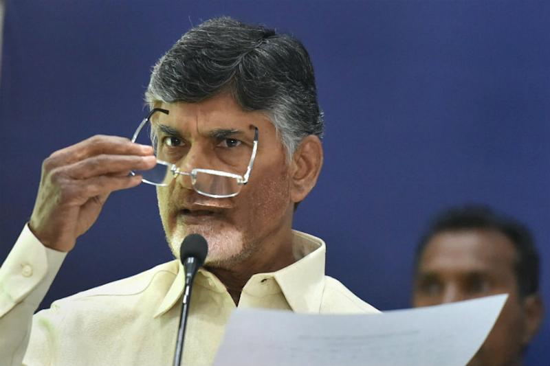 Bypoll Wins Perfect Backdrop as Chandrababu Naidu Calls On Deve Gowda Today Over Mission 2019