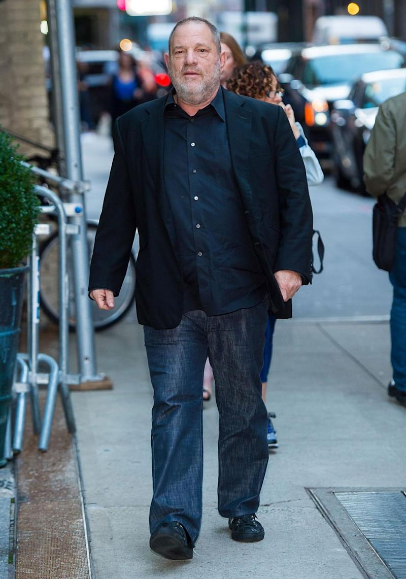 Several big names in Hollywood including the likes of Gwyneth Paltrow and Angelina Jolie have spoken out against Harvey Weinstein (pictured), following claims he sexually harassed a number of female employees for almost three decades. Source: Getty