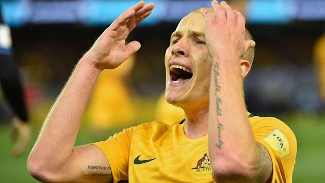 <p>Aaron Mooy doesn't look like a footballer. He just looks evil really.</p> <br><p>While having minimal hair isn't a criteria for appearing on this list, it certainly helps and Mooy certainly has an unnerving quality that perhaps is a deliberate ploy to keep defenders away.</p> <br><p>A cross between a Football Manager regen and Patrick Stewart, Mooy has admirably decided to fight against the rampant preening of modern footballers.</p>