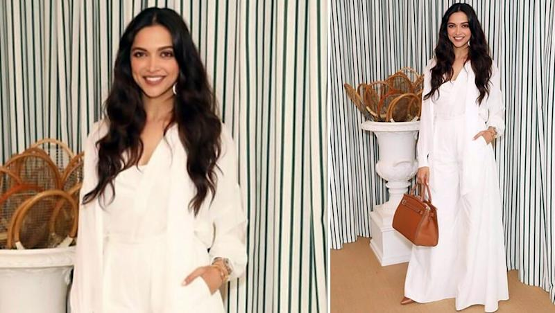 Wimbledon 2019: Deepika Padukone Attends the Final Match Between Roger Federer and Novak Djokovic With Her Sister Anisha Padukone